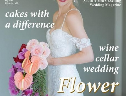 Wedding Featured in the Real Brides Magazine
